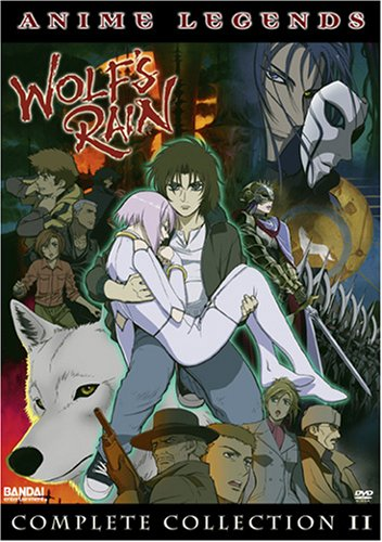 Wolf's Rain 2: Anime Legends Complete Collection [DVD] [Region 1] [US Import] [NTSC]