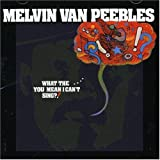 echange, troc Melvin Van Peebles - What The... You Mean I Can't Sing ?!