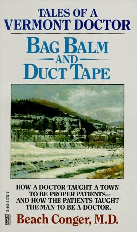 Bag Balm and Duct Tape