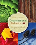 img - for by Robert Kreitner,by Angelo Kinicki Organizational Behavior: Key Concepts, Skills & Best Practices(text only)4th (Fourth) edition[Paperback]2008 book / textbook / text book