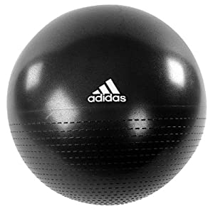 Adidas 75cm Gym Ball - Black