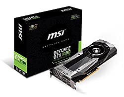 MSI GeForce GTX 1080 Founders Edition (GEFORCE GTX 1080 Founders Edition)