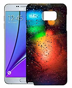 FCS Printed 3D Designer Hard Back Case For Samsung Galaxy Note 5 Design-10157