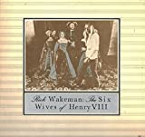 Rick Wakeman: The Six Wives Of Henry VIII LP VG++/NM Canada A&M Records SP-4361