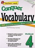 Conquer Vocabulary Workbook - 4 (Sap)
