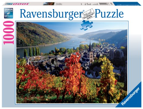 Cheap Fun Ravensburger On The River Rhine – 1000 Pieces Puzzle (B004DL166E)