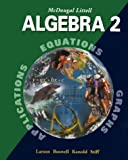 Algebra 2, Grade 11: Mcdougal Littell High School Math