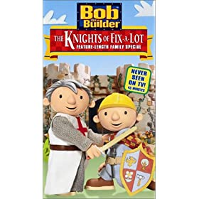 Bob The Builder   The Knights Of Fix A Lot (2001) [DVDRIP (XVID)] preview 0