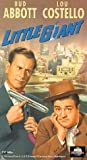 Abbott & Costello: Little Giant [VHS]