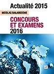 Actualit� 2015 - Concours et examens...