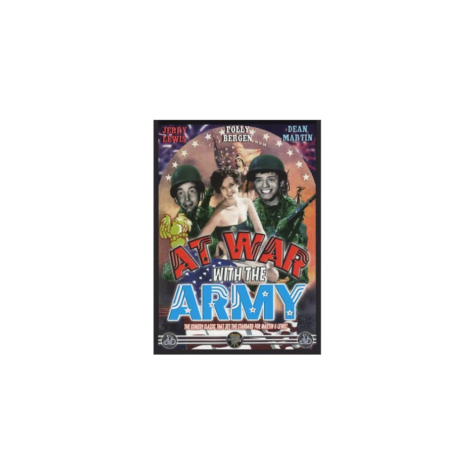 Army: Jerry Lewis, Polly Bergen, Dean Martin, Hal Walker: Movies & TV
