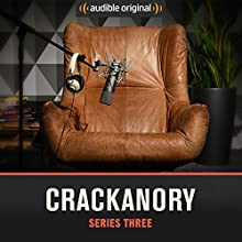 Crackanory (Series 3) Other by Nico Tatarowicz, Holly Walsh, Melissa Bubnic, Dafydd James Narrated by Christopher Lloyd, Robbie Coltrane, Carrie Fisher, Tamsin Greig