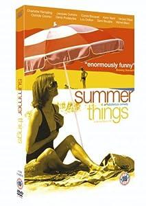 Summer Things (Embrassez Qui Vous Voudrez) [DVD] [2003]