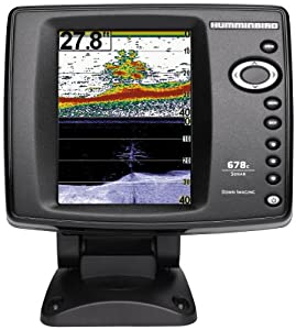 Humminbird 409430-1 678c HD DI Sonar Only Fishfinder with Down Imaging by Humminbird