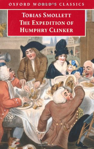 The Expedition of Humphry Clinker (Oxford World's Classics)