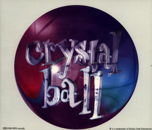Crystal Ball by Prince (1998-02-11)