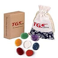 TGS Gems® 7 Piece Chakra Stone Pa…