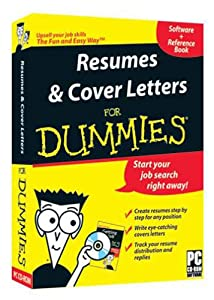 Buy resume for writing dummies
