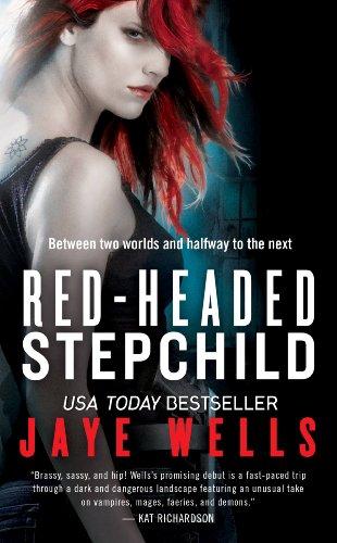 Red-Headed Stepchild (Sabina Kane) by Jaye Wells