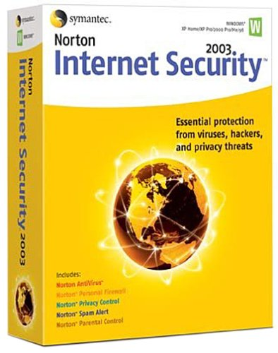 Norton Internet Security 2003B00006FI0O : image