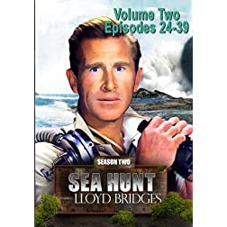 Sea Hunt:  Season Two - Volume Two (Episodes 24-49) - Amazon.com Exclusive
