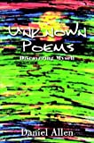 Unknown Poems: Discovering Myself (1410777685) by Allen, Daniel