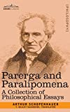 Image of Parerga and Paralipomena: A Collection of Philosophical Essays