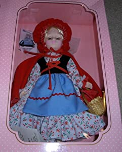 Little Red Riding Hood Doll: Effanbee's Storybook Collection
