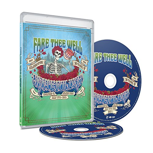 Fare Thee Well (July 5th) (2DVD)