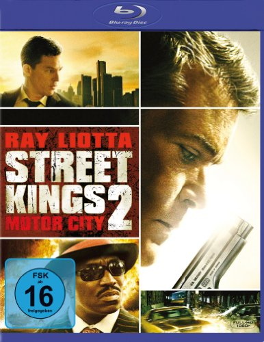 Street Kings 2 - Motorcity [Blu-ray]
