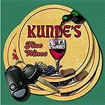 KUNDE'S Family Name Fine Wines Coasters