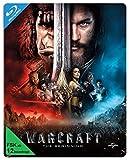 DVD & Blu-ray - Warcraft: The Beginning - Steelbook [Blu-ray] [Limited Edition]