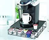 KEURIG K-CUP STORAGE DRAWER - HOLDS 36 K-CUPS - BLACK