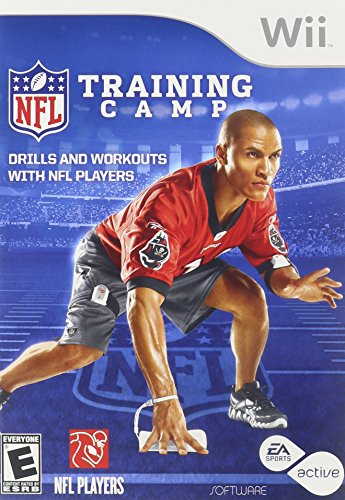 NFL Training Camp - Nintendo Wii - 1