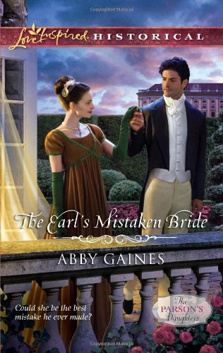 Image for The Earl's Mistaken Bride (Love Inspired Historical)