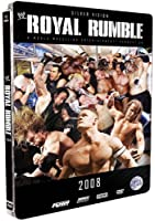 Wwe - Royal Rumble 2008 [Steelbook] [Import anglais]