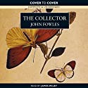 The Collector Audiobook by John Fowles Narrated by James Wilby