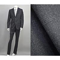 (カルバンクライン) CALVIN KLEIN スーツ 48 チャコールグレー 並行輸入品