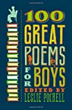 img - for 100 Great Poems for Boys book / textbook / text book