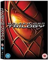 Spider-Man Trilogy [Blu-ray] [Region Free]
