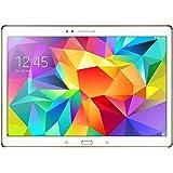 Samsung Galaxy Tab S 26,7 cm (10,5 Zoll) WiFi Tablet-PC (Quad-Core, 1,9GHz, 3GB RAM, 16GB interner Speicher, Android) weiß