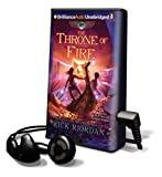 The Throne of Fire (Kane Chronicles)