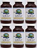 Naturessunshine Loclo Vital Nutritional Support High Dietary Fiber Supplement 12 oz (Pack of 6)
