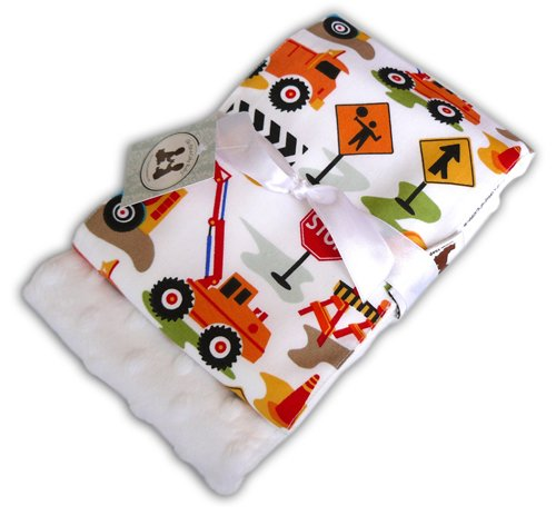 The Pat a Cake Baby Dig It Burp Cloth Set