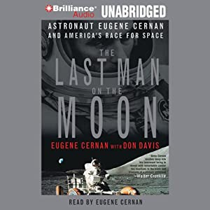 The Last Man On the Moon Audiobook