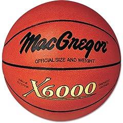 Buy Macgregor X6000 Basketball by MacGregor