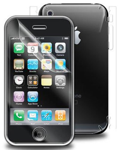 InvisibleSHIELD for the Apple iPhone 3G (Full Body)