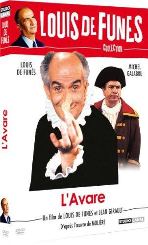L'avare [Edizione: Francia]