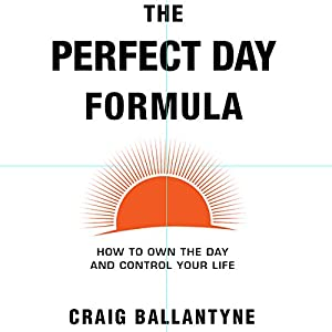 The Perfect Day Formula Hörbuch