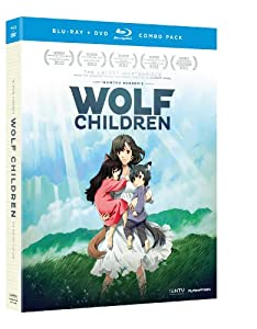 Wolf Children (Blu-ray/DVD Combo) by Funimation